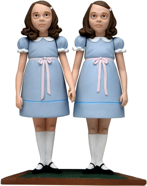 NECA The Shining Toony Terrors The Grady Twins Action Figure 2-Pack (Pre-Order ships May)