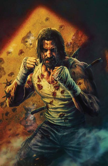 Boom! Studios Brzrkr #1 Comic Book [Cover K Bermejo 1:100 Variant]