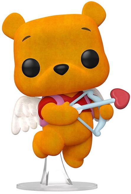 Funko POP! Disney Winnie the Pooh Exclusive Vinyl Figure #1008 [Cupid, Flocked]