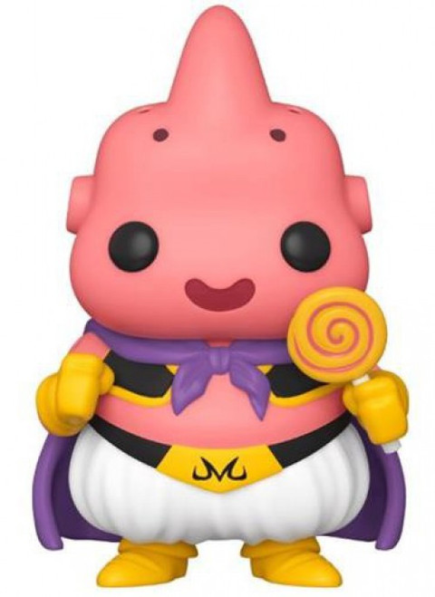 Funko Dragon Ball Z POP! Animation Majin Buu Exclusive Vinyl Figure [with Lollipop]