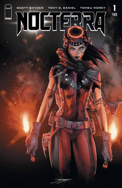Image Comics Nocterra #1 Comic Book [Cover H Jimenez]