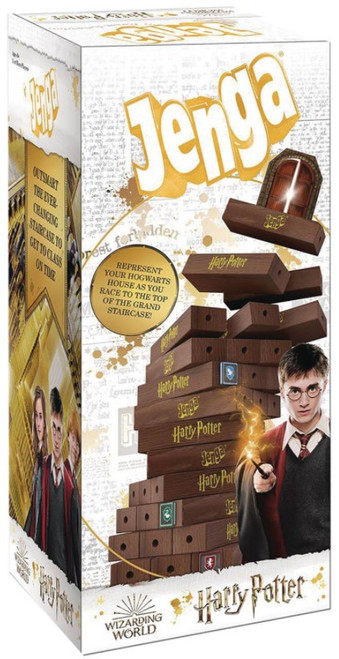 Harry Potter Jenga Game (Pre-Order ships May)