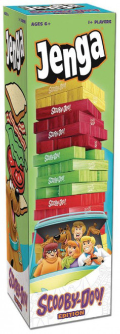 Scooby-Doo Jenga Game (Pre-Order ships May)