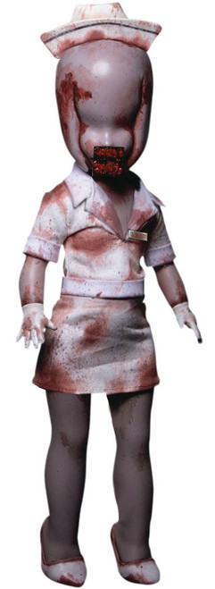 Living Dead Dolls Silent Hill 2 LDD Presents Bubble Head Nurse 10-Inch Doll (Pre-Order ships October)