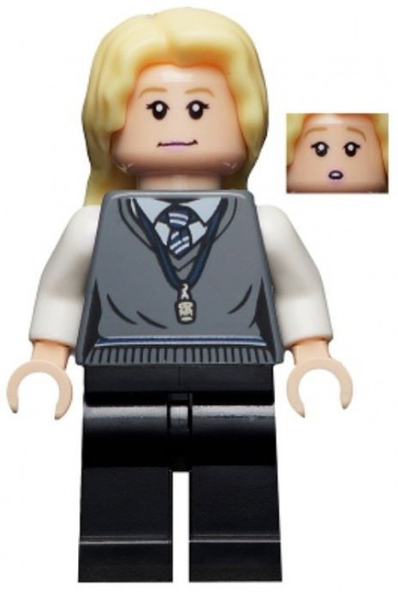 LEGO Harry Potter Luna Lovegood Minifigure [Ravenclaw Sweater Vest Loose]