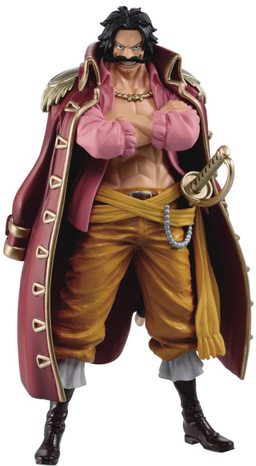 One Piece Wano County Gol D. Rodger 9.8-Inch Collectible PVC Figure (Pre-Order ships October)