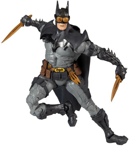 McFarlane Toys DC Multiverse Gold Label Collection Batman Exclusive Action Figure