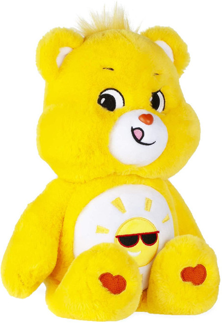 Care Bears Funshine Bear 14-Inch Plush