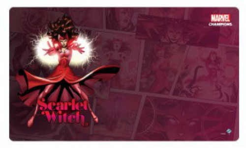Marvel Champions LCG Scarlet Witch Game Mat