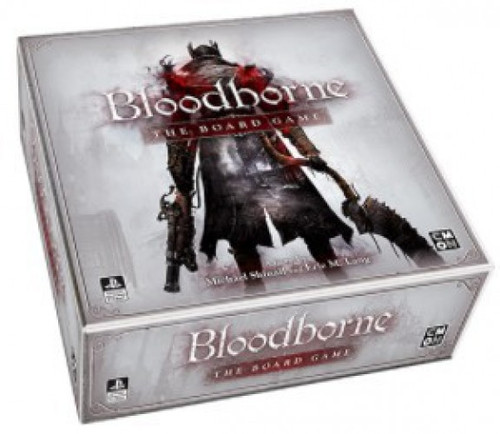 Bloodborne The Board Game Board Game