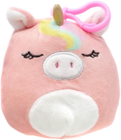 Squishmallows Ilene the Unicorn 4-Inch Plush Hanger