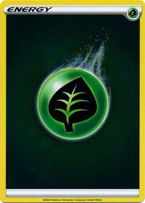 Pokemon Sword & Shield Promo Holo Grass Energy