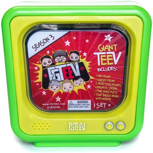 FGTeeV Season 3 Giant TeeV Large Mystery Pack