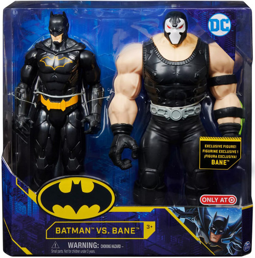 DC Batman vs. Bane Exclusive Action Figure 2-Pack