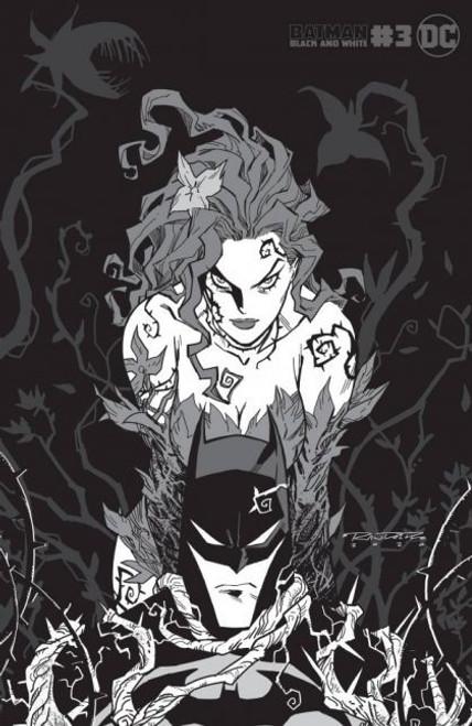 DC Comics Batman: Black & White, Vol. 3 #3 Comic Book [Khary Randolph Poison Ivy Variant]