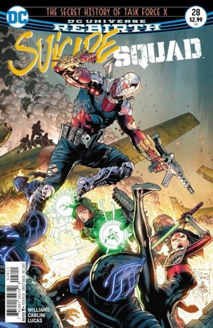 DC Comics Suicide Squad, Vol. 4 #28A Comic Book