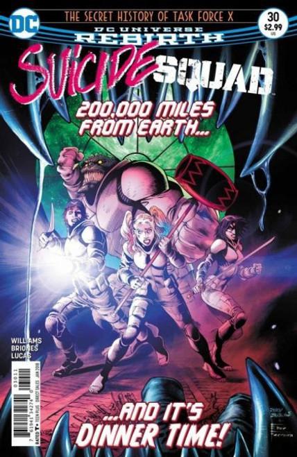 DC Comics Suicide Squad, Vol. 4 #30A Comic Book