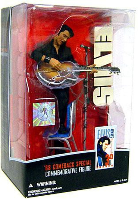 McFarlane Toys Elvis Action Figure ['68 Comeback Special Commemorative Edition, Damaged Package]
