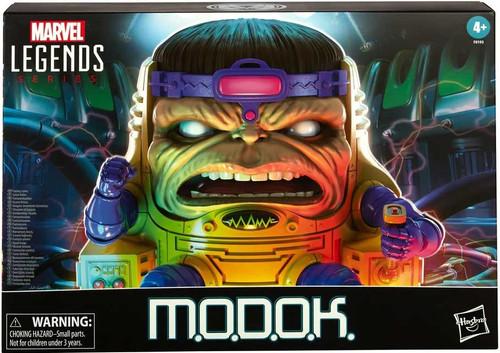 Marvel Legends M.O.D.O.K. Deluxe Action Figure (Pre-Order ships July)