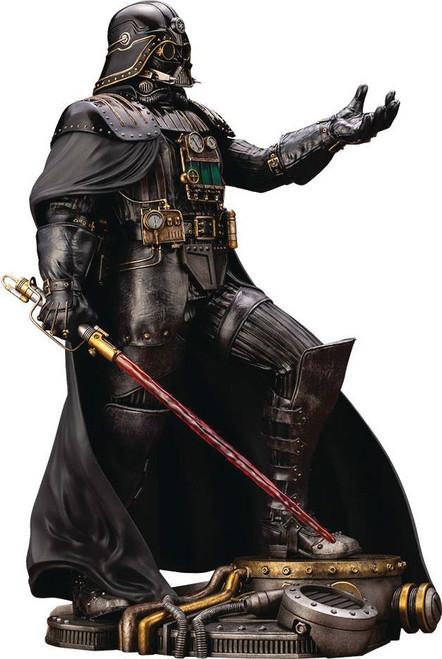 Star Wars The Empire Strikes Back ArtFX Artist Series Darth Vader Vinyl Statue [Industrial Empire] (Pre-Order ships January)