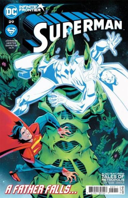 DC Comics Superman, Vol. 5 #29A Comic Book