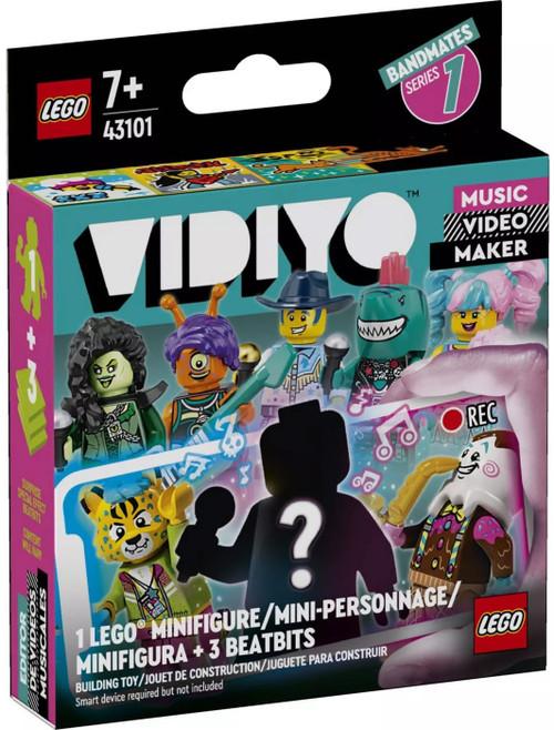 LEGO VIDIYO Series 1 Bandmates Mystery Pack #43101