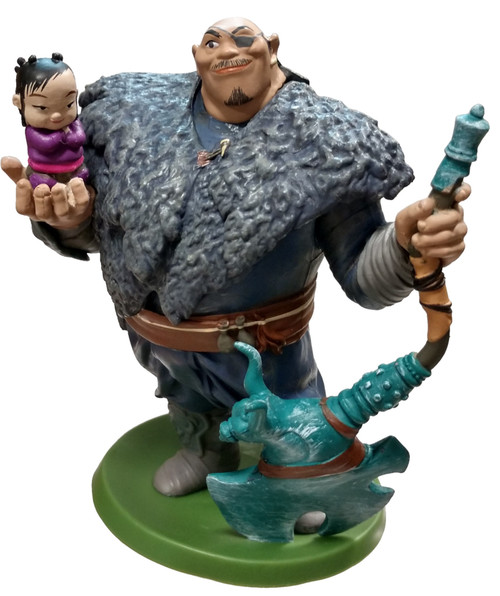 Disney Raya and the Last Dragon Tong and Baby Noi 4-Inch PVC Figure [Loose]