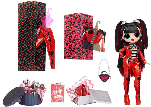 LOL Surprise OMG Series 4 Spicy Babe Fashion Doll (Pre-Order ships October)
