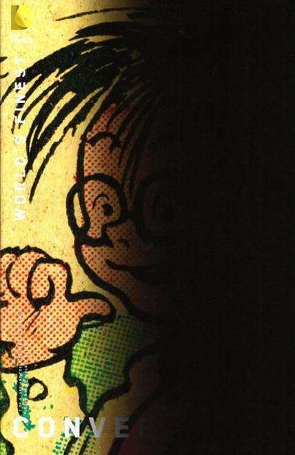 DC Comics Convergence: Worlds Finest Comics #1 Comic Book [Chip Kidd Variant]