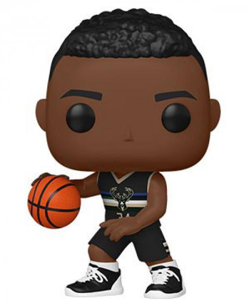Funko NBA Milwaukee Bucks POP! Sports Basketball Giannis Antetokounmpo Vinyl Figure [Alternative Uniform, Damaged Package]