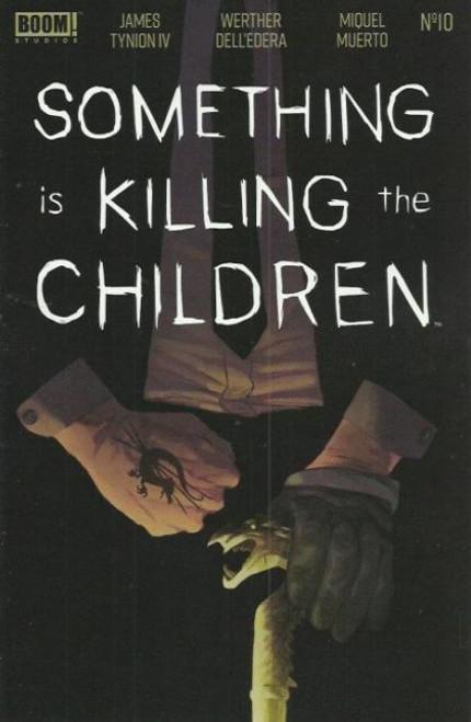 Boom! Studios Something is Killing the Children #10 Comic Book