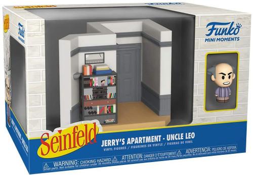 Funko Seinfeld Mini Moments Jerry's Apartment Uncle Leo Diorama [Regular Version] (Pre-Order ships June)