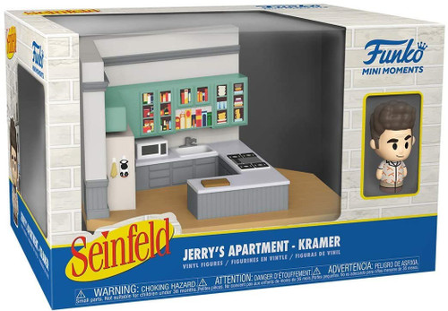 Funko Seinfeld Mini Moments Jerry's Apartment Kramer Diorama [Regular Version] (Pre-Order ships June)