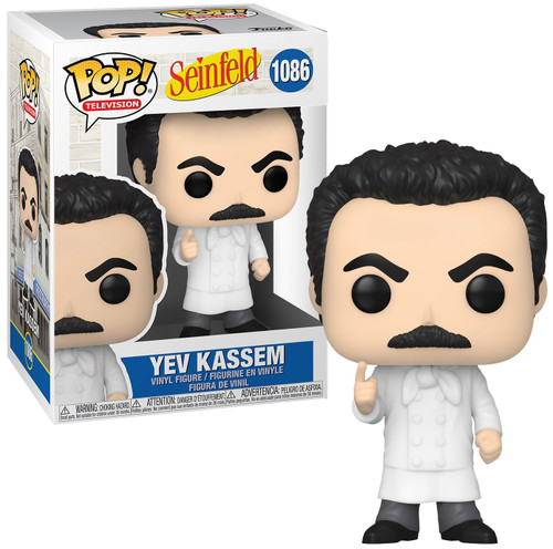 Funko Seinfeld POP! TV Yev Kassem Vinyl Figure (Pre-Order ships June)