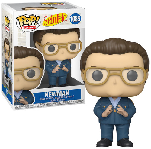Funko Seinfeld POP! TV Newman Vinyl Figure [The Mailman] (Pre-Order ships June)
