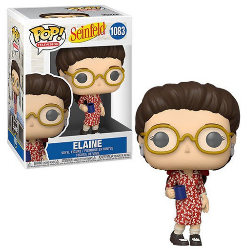 Funko Seinfeld POP! TV Elaine in Dress Vinyl Figure #1083