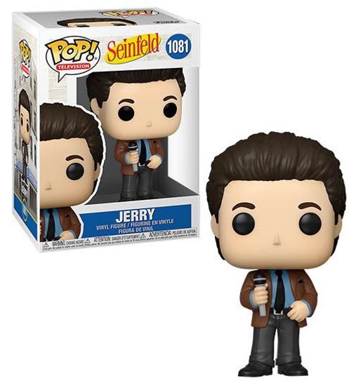 Funko Seinfeld POP! TV Jerry doing Standup Vinyl Figure (Pre-Order ships June)