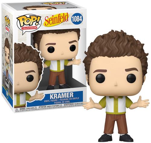 Funko Seinfeld POP! TV Kramer Vinyl Figure (Pre-Order ships June)