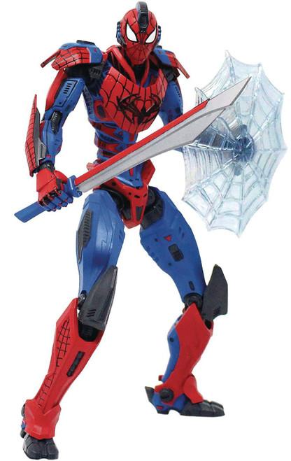 Mecha Marvel Spider-Man Action Figure [Classic Costume] (Pre-Order ships November)