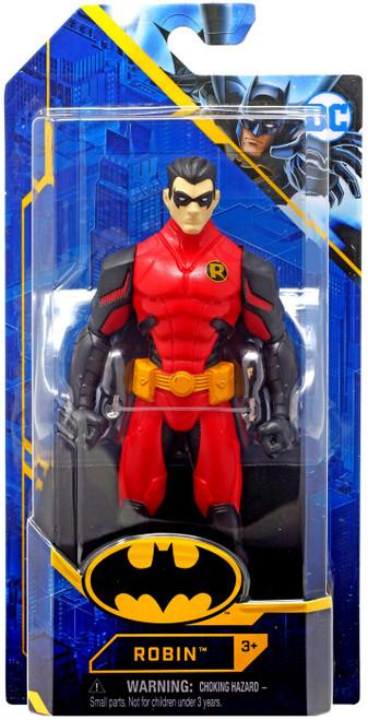 DC Batman Basic Robin Action Figures