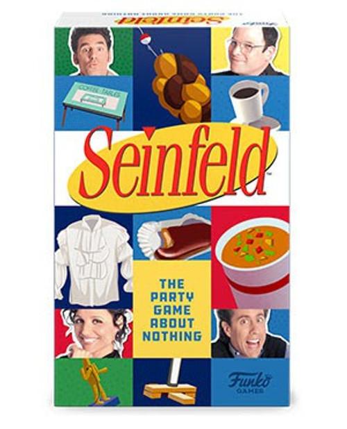 Funko Seinfeld Signature Games POP! TV Party Game (Pre-Order ships June)