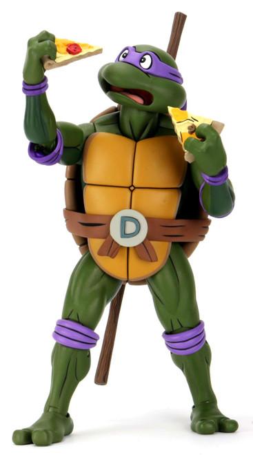 NECA Teenage Mutant Ninja Turtles Quarter Scale Donatello Action Figure [Cartoon] (Pre-Order ships July)
