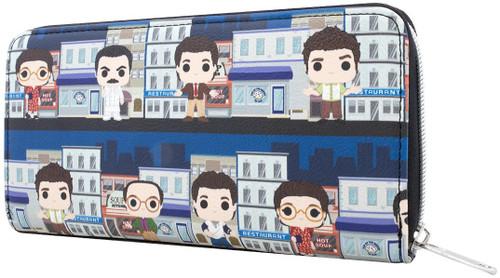 Funko Seinfeld POP! TV City Print Wallet (Pre-Order ships June)