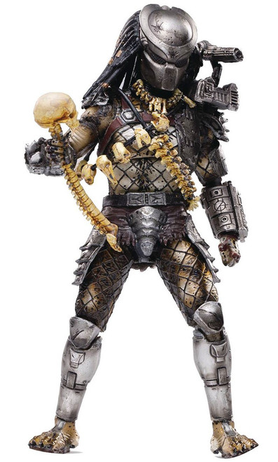 Jungle Predator Action Figure [Uncloaked Version 2] (Pre-Order ships January)
