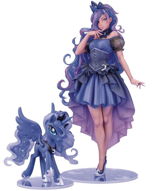 My Little Pony Friendship is Magic Bishoujo Princess Luna Statue (Pre-Order ships January)