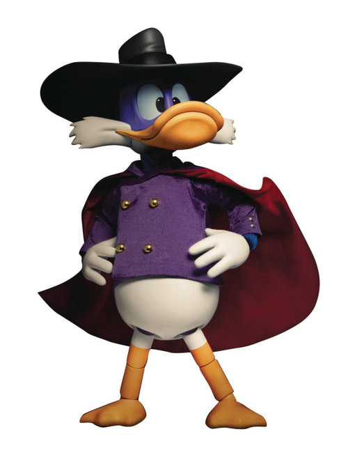Disney DYN 8-CTION HEROES Darkwing Duck Action Figure DAH-016 (Pre-Order ships January 2022)