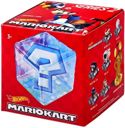 Hot Wheels Mario Kart Series 2 Mystery Pack [1 RANDOM Figure]