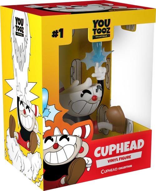 Cuphead 4.3-Inch Vinyl Figure (Pre-Order ships July)