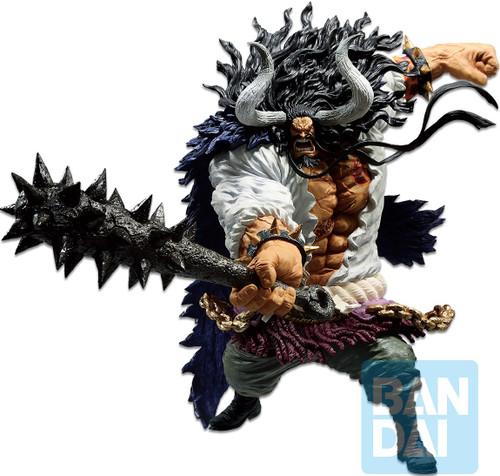 One Piece Ichibansho Kaidou 7.7-Inch Statue [(Best Of Omnibus)] (Pre-Order ships September)