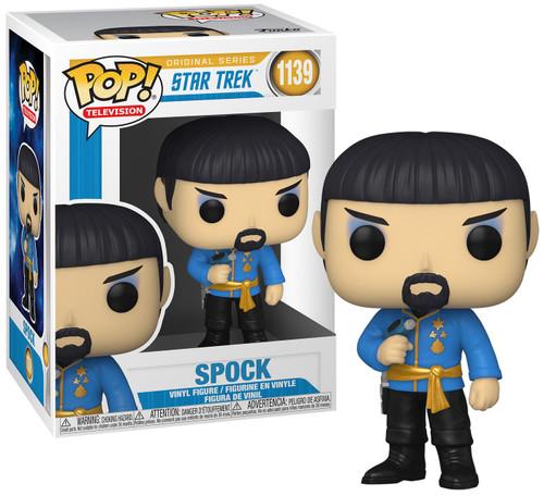 Funko Star Trek POP! Spock Vinyl Figure [Mirror Mirror] (Pre-Order ships June)